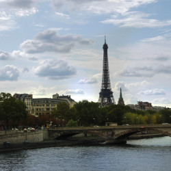 Seine Eiffel Tower