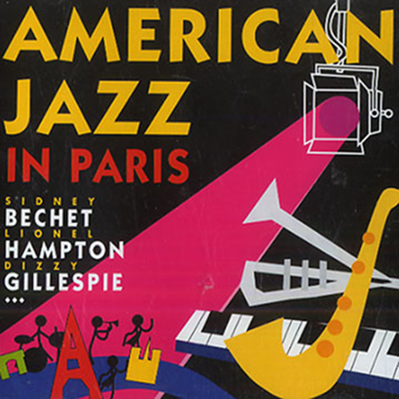 American jazz paris