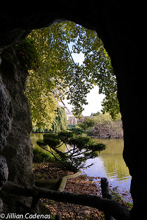 Champ de Mars Grotto