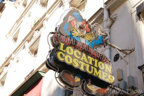 Clown Montmartre Paris