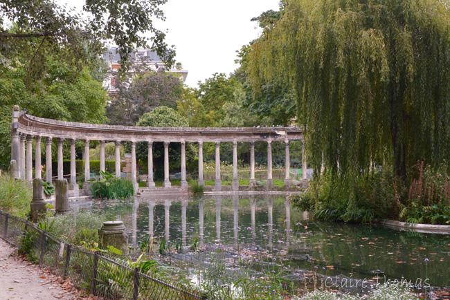 Paris Parc Monceau Paris