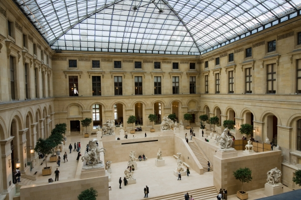 Top 8 Intriguing Things You Didn't Know About the Louvre – Sight  BM57