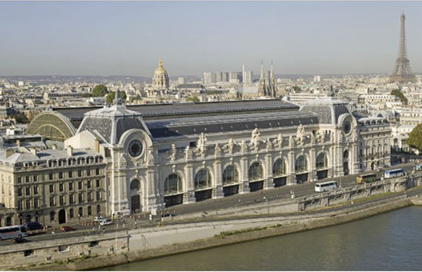 Orsay from above