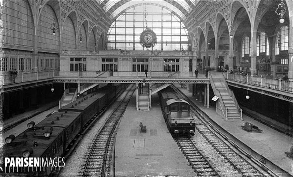 Orsay train station