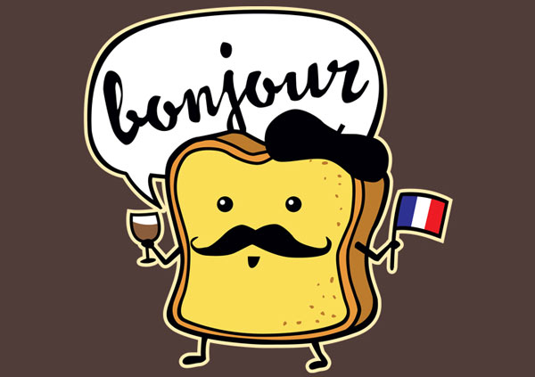 French Toast Bonjour