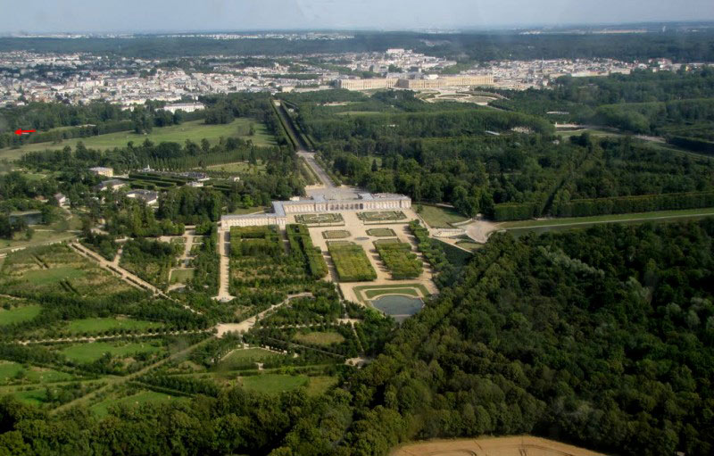 Versailles forests