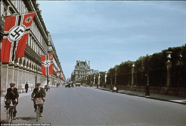 German occupation of Paris