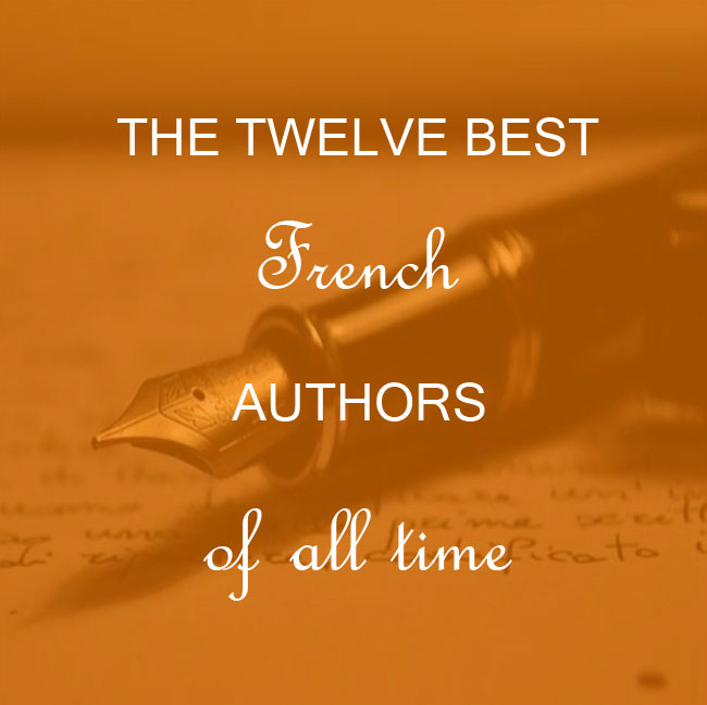 9 best French authors