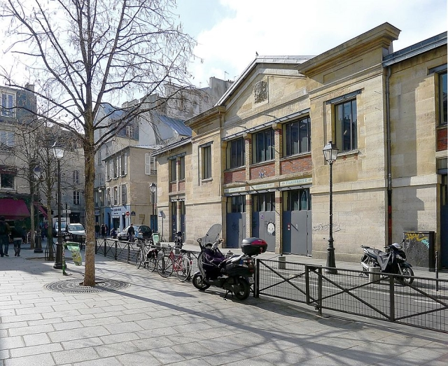 rue hospitalières