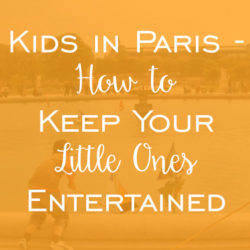 kids in paris